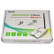 ALFA NETWORK AWUS036NHR LUXURY PACK