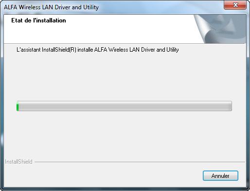 Avenir-Informatique - Guide d'installation de l'adaptateur WiFi USB